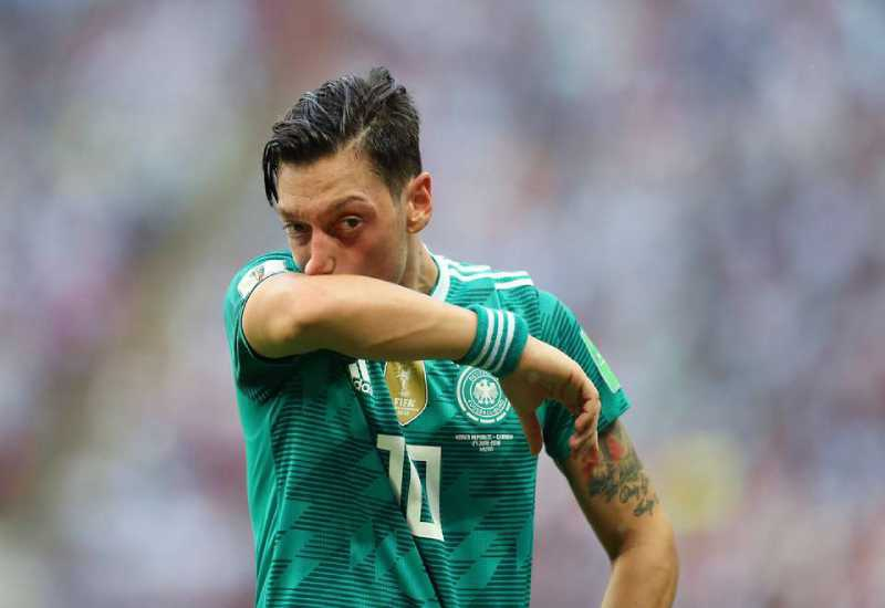 Ozil urged to quit German national team