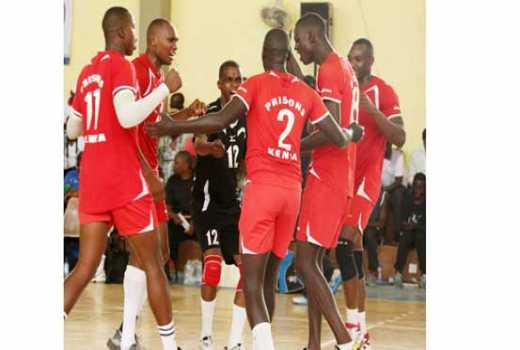 Prisons beat Uganda's Nemo Stars to secure quarter final berth