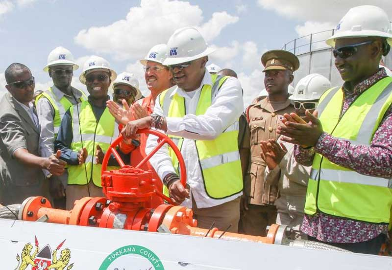 Resolve blockade in Turkana before it undermines oil find