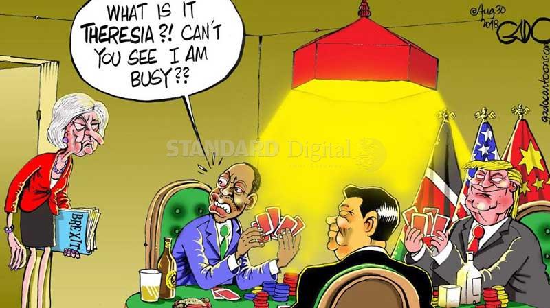 Scramble for Africa II is gaining momentum