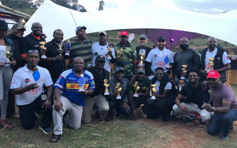 Speed, accuracy put to test at IDPA Chairman's Cup