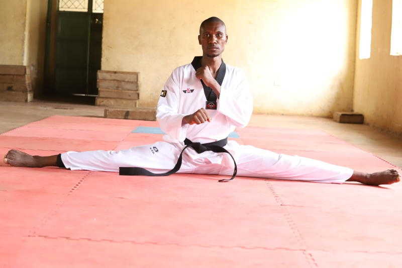 Taekwondo champion Dock reflects on his journey in the sport