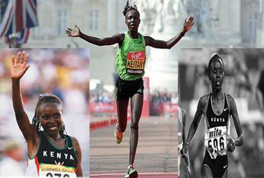 Tegla Loroupe: The making of the tiny runner who hit road to fame bare feet