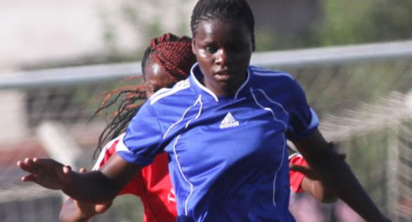Thika Queens humiliate Soccer Queens in premier league