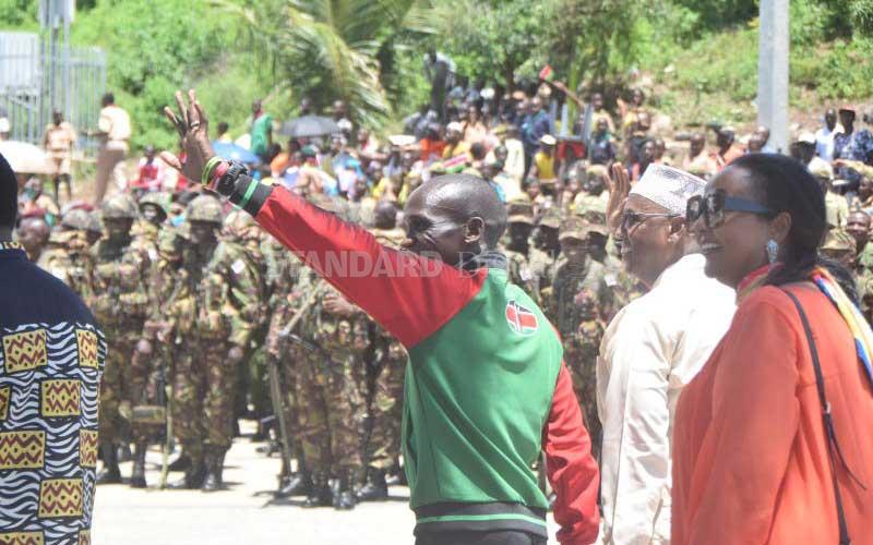 Finally Uhuru honours real heroes