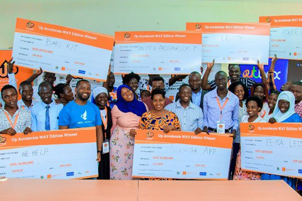 UNFPA grants youths Sh144m for startups