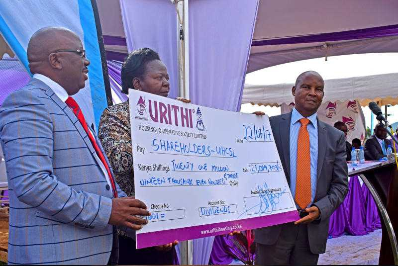 Urithi Sacco wants piece of housing plan