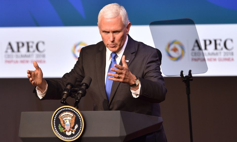 US associates to improve electricity network for New Guinea