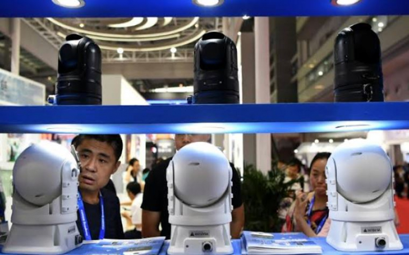 Watch this: China surveillance tech seeks to go global