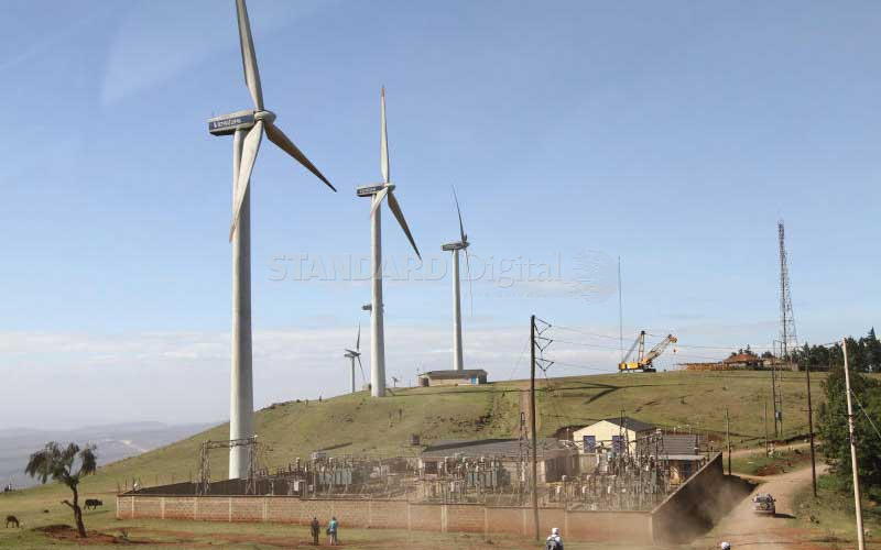 What must be done to address deep-rooted rot in Kenya's power sector