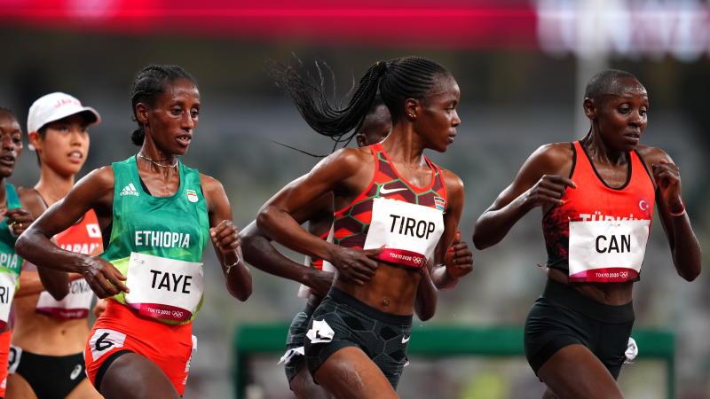 Tirop sets 10km world record as Kenyans shine