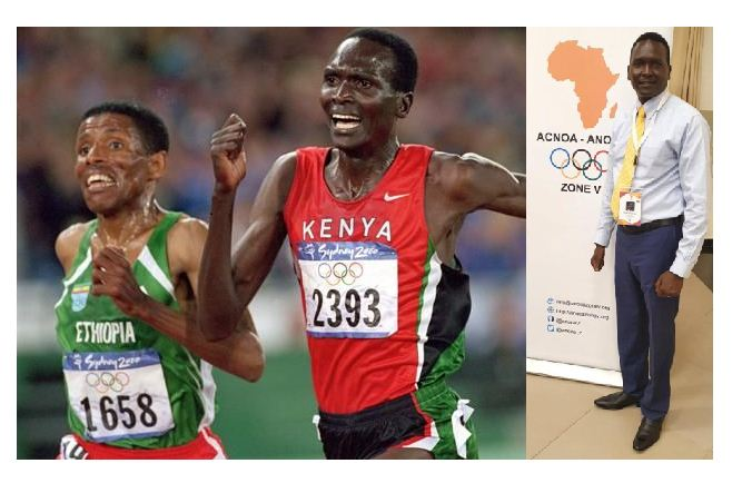 Tokyo Notebook Day 2: Tergat is still recognised by many