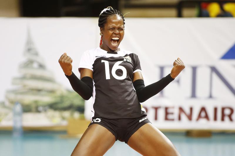 Tokyo Olympics: Kenya women's volleyball libero cautions against underestimating underdogs