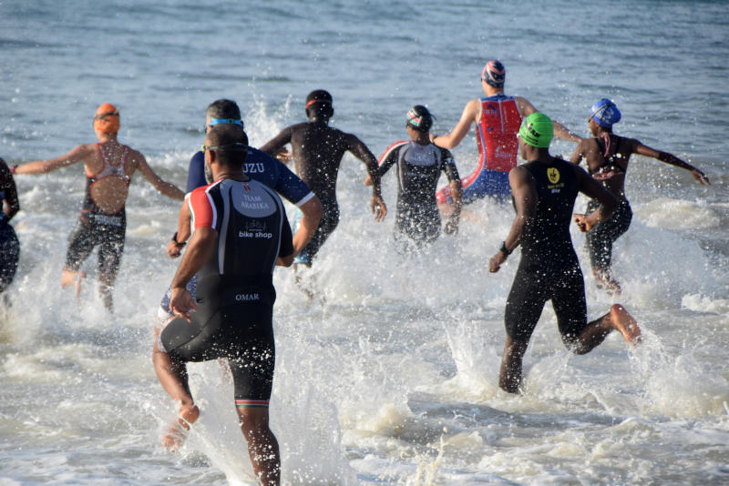 Triathlon championships: Nine countries set for the Africa Zone Two/Four in Watamu, Kilifi County