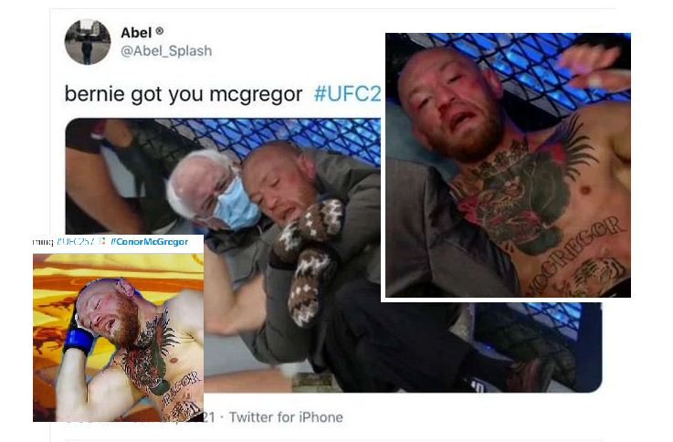 Twitter reacts with hilarious memes after McGregor's defeat at UFC 257
