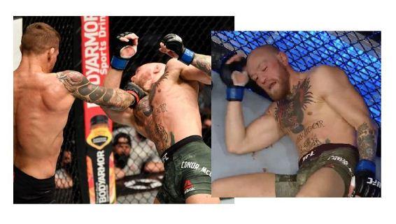 UFC 257: Dustin Poirier defeats Conor McGregor by knockout