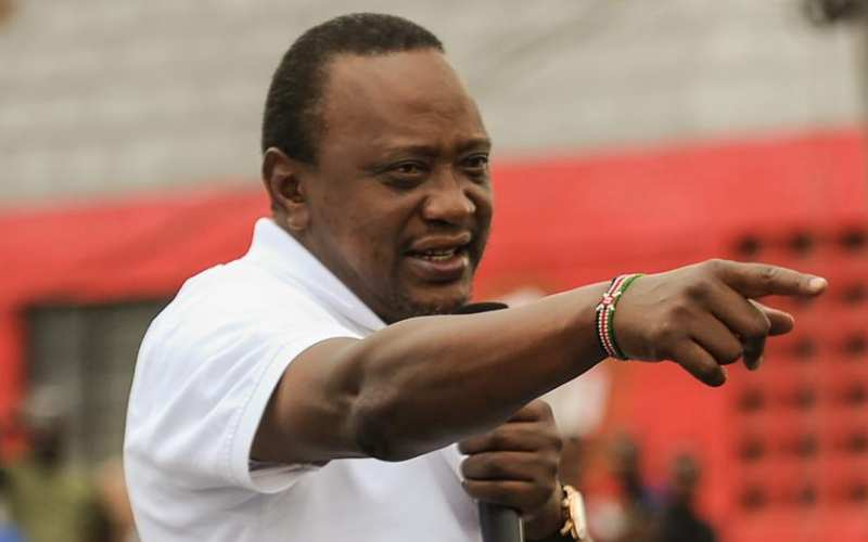 UHC medics on contract petition Uhuru for permanent jobs