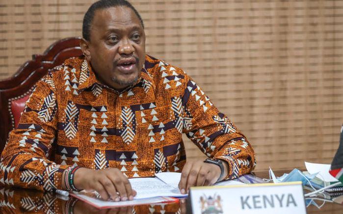 Uhuru hails Africa's response to Covid-19