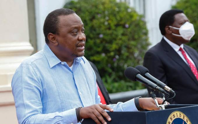 Uhuru inspects Nairobi City projects in surprise night visits