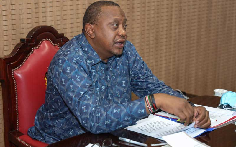 Uhuru to chair virtual summit on impact of pandemic: The Standard