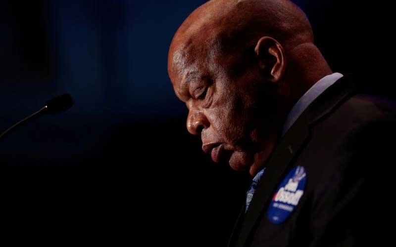 Uhuru, world leaders mourn civil rights icon John Lewis