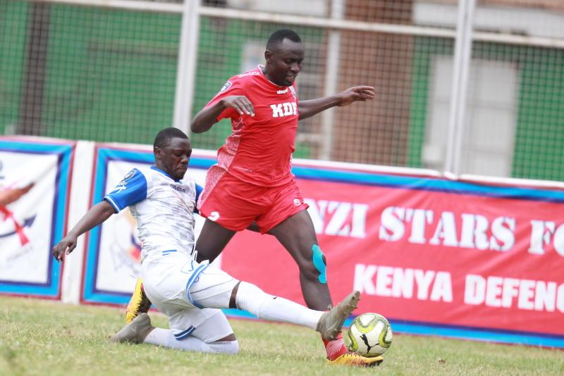 Ulinzi Stars go past Posta Rangers