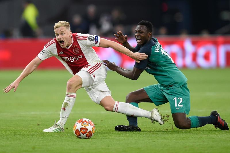 Van de Beek to make Man United history the moment he plays at Old Trafford