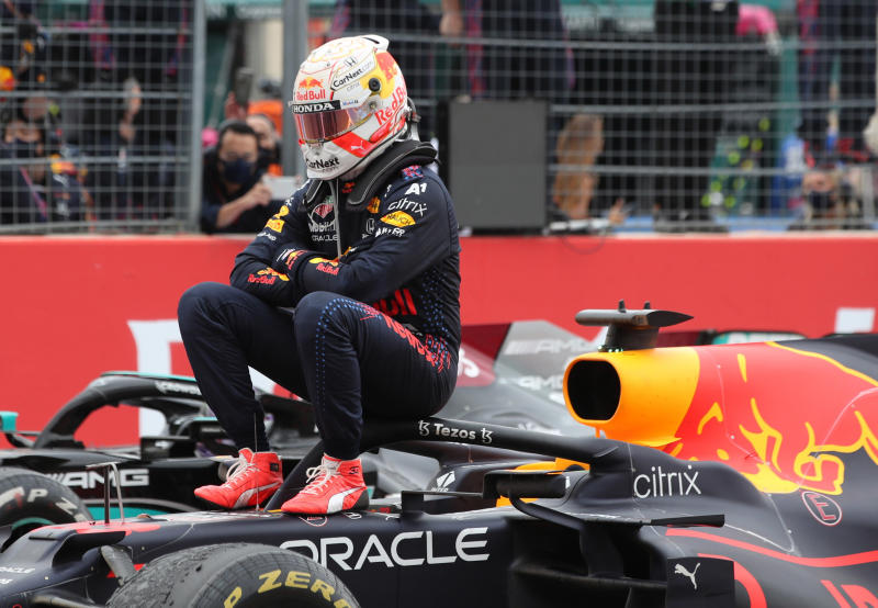 Verstappen beats Hamilton, wins in France to stretch overall lead