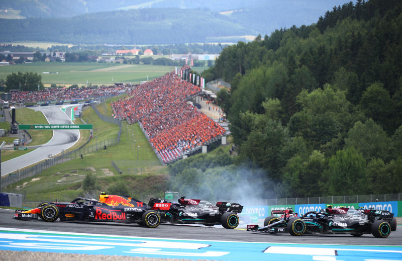 Verstappen takes huge stride with Austrian GP win, Hamilton finishes distant fourth