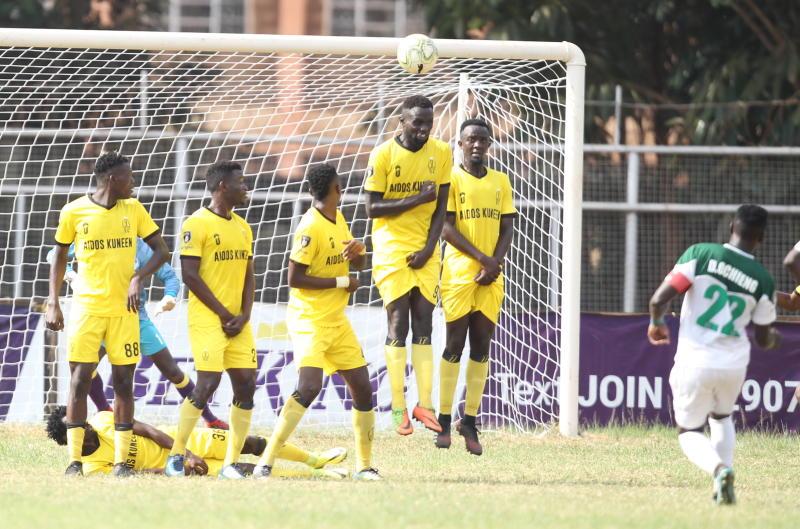 Vihiga United revive survival hopes as Wazito beat Mathare