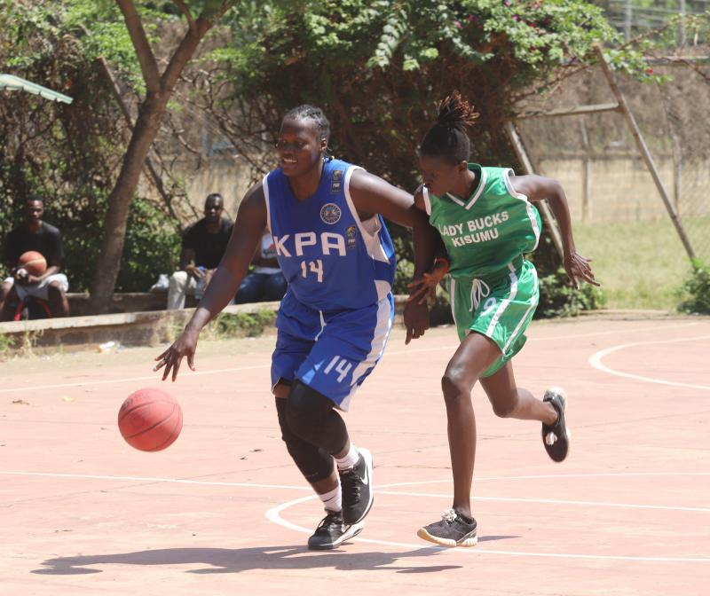 Vilma Achieng eager to lead KPA back to stardom