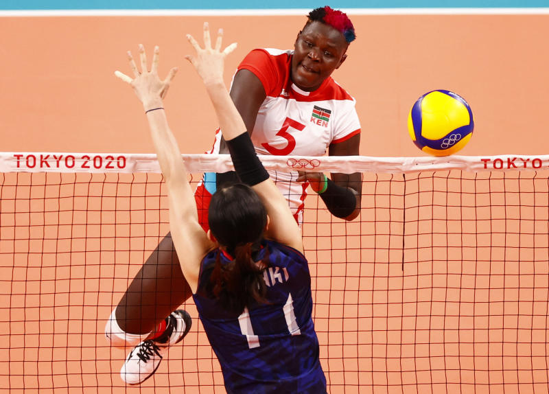 Volleyball: Malkia Striker to renew rivalry with Cameroon