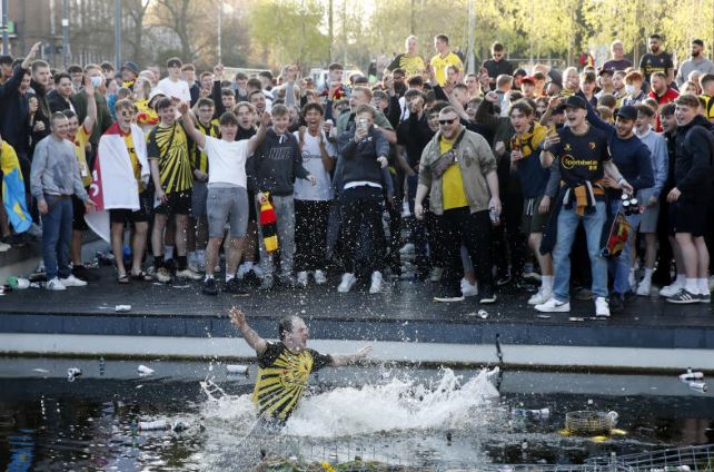 Watford promoted to the Premier League