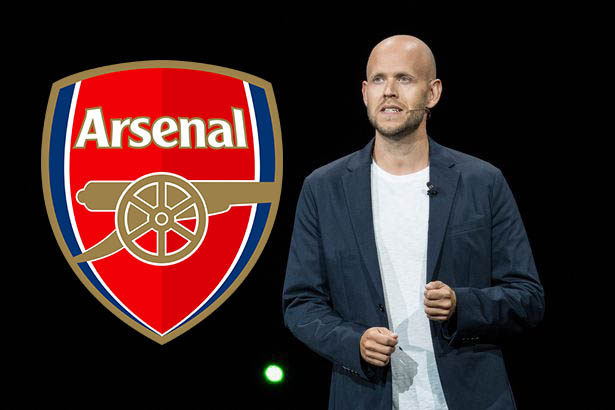 We don't need the money: Spotify owner's bid to buy Arsenal fails