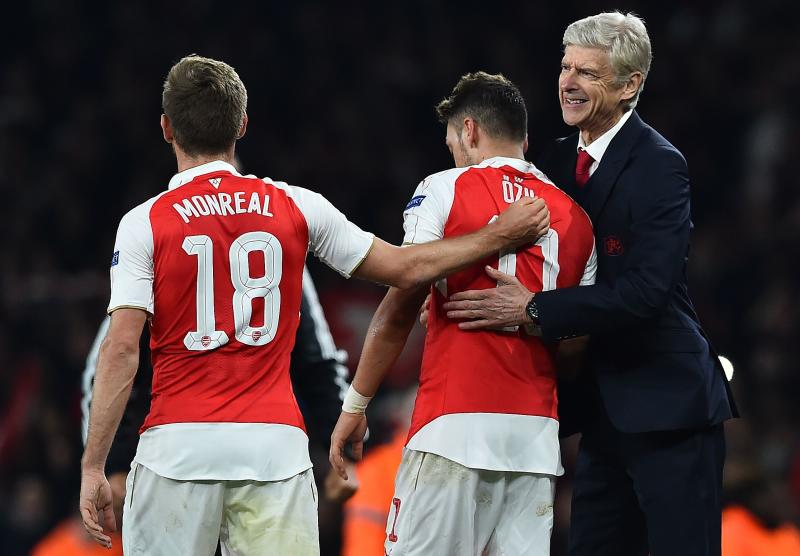 Wenger mystified by Ozil's Arsenal plight