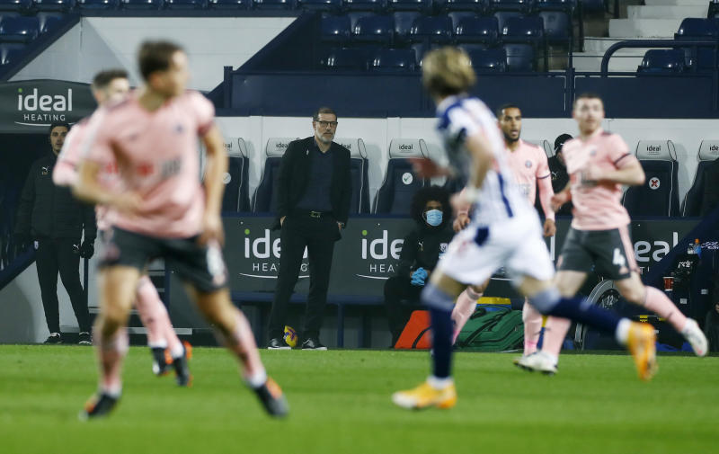 West Brom vs Sheffield Utd: Bilic delighted while Wilder bemoans lack of quality