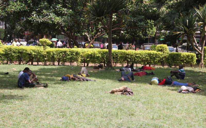 What lack of public spaces tells us about Nairobi and its peoples