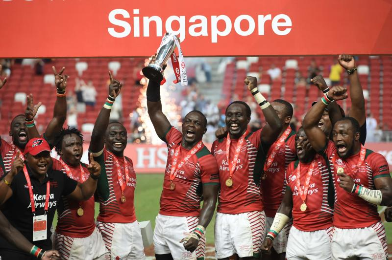Why 2016 Shujaa team will remain inked in Kenyans hearts for years