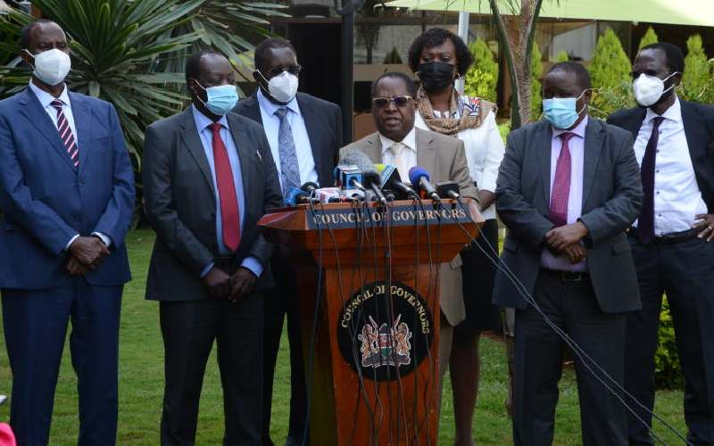 Why counties need to access funds on time