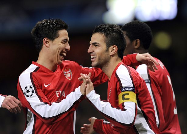 Why I decided to join Arsenal over Man United – Fabregas