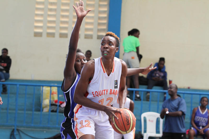 Why it's tough for players and sponsors in local basketball leagues in Kenya