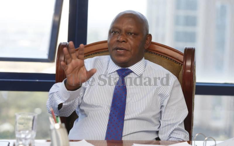 Why lawyer Paul Gicheru wants ICC judge Samba disqualified from case