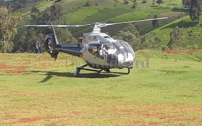 Why Mount Kenya region is the darling of 2022 presidential aspirants