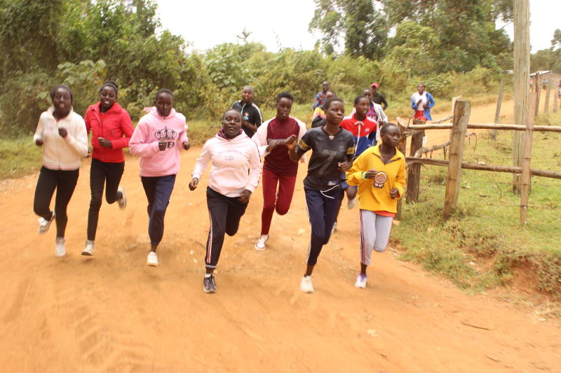 Why Muruto camp in Nandi is a training base like no other