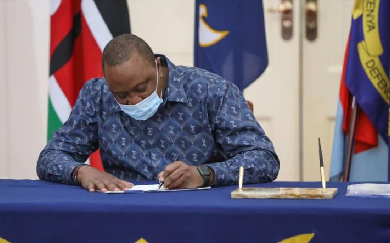 Why Uhuru is cracking whip amid coronavirus