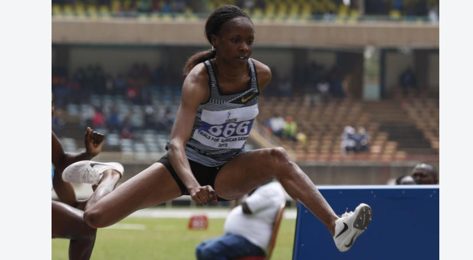 Why world record holder Chepkoech is always a step ahead of the rest