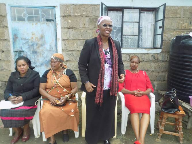 No more room for widows who want to inherit their men's political seats