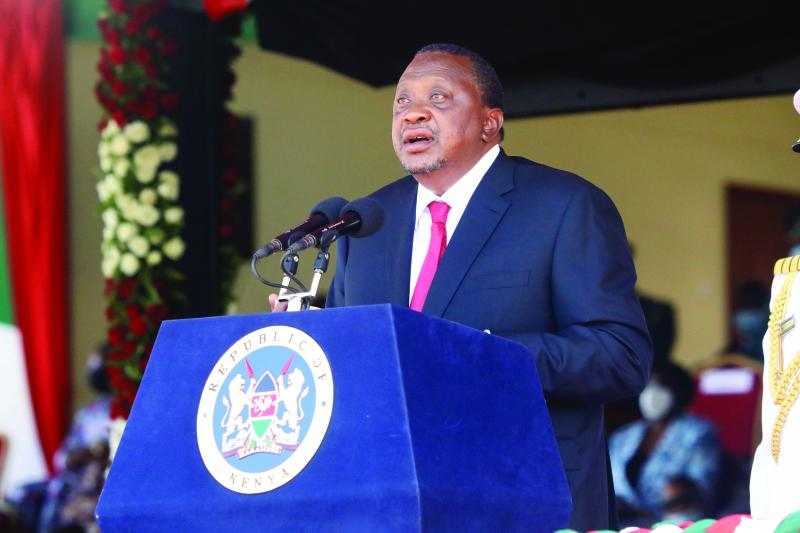 Will Uhuru's Nasa backing change 2022 equation?