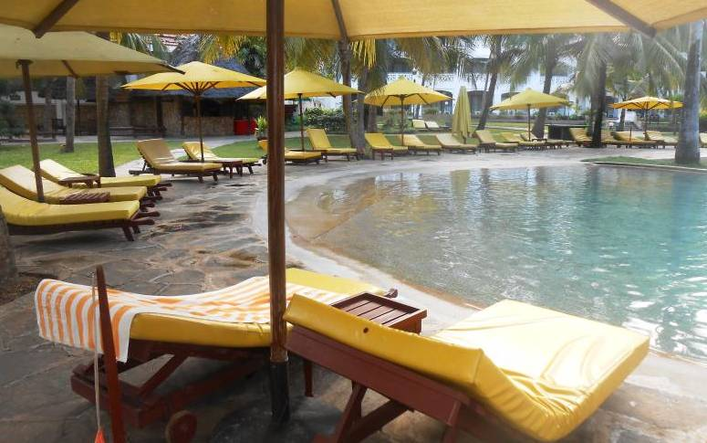 With no tourists, it's a wild life inside deserted resorts