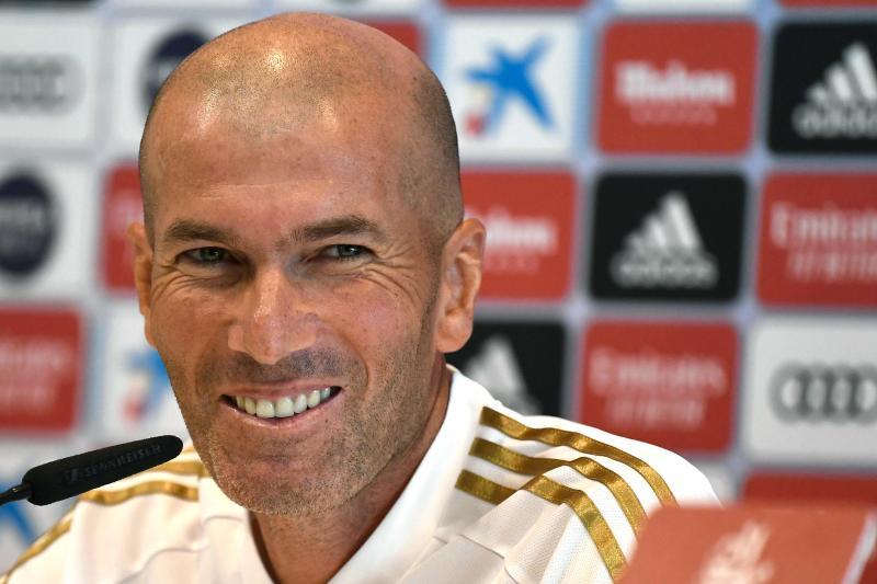 Zidane casts doubt on Real Madrid future after La Liga triumph